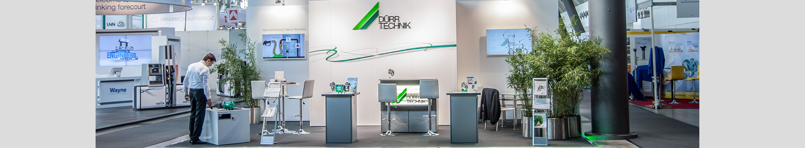 Exhibitions Durr Technik